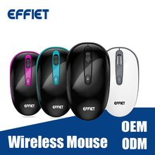 Ergonomic 2.4G Optical Wireless Mouse silent click mute computer mice with nano receiver adjustable 1600 DPI Gaming mouse