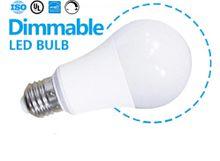 LED BULB A19 9W E26 2700K DIMMABLE Super Bright