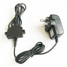 Kongeriget Danmark Denmark 3 Poles 5V2A Power Adapter Supply Transformer Novelty Hotselling Furniture Accessories Extend USB Charger Socket