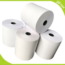 Thermal Paper Roll Business 80x80mm Indonesia Malaysia Cash Register Suppliers 3 1/8 x 230