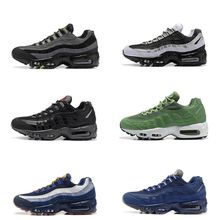 Newest Drop Shipping Famous Air Cushion 95 Mens Sports Athletic Running Shoes Sneaker Trainers Shoe Size 40-46