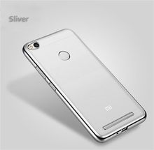 For Huawei P9 Lite Electroplating Phone Cover for Huawei R9S Transparent TPU Soft Electroplated Case Free Shipping Wholeasle