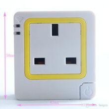 invigilator Watcher WiFi Wireless Smart Power Strip Sockets EU US Plug