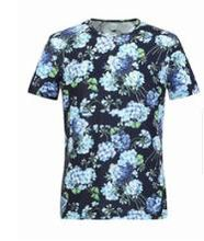 embroidery tiger fashion snake shirts casual short sleeve summer men hip hop tops shirts
