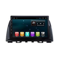 Car GPS Navigation Android and DVD System Navigator App For 2014 Mazda ATENZA 10.2INCH