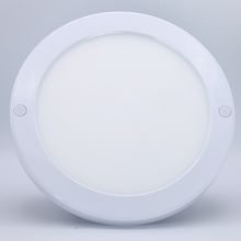 New Ultra-thin 18mm No Driver Outside LED Surface Mounted Panel 220mm 330mm 450mm 550mm Flicker-Free 18w 30w 40w 45w Round Ceiling Light