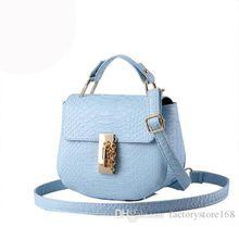 Cute style Alligator Lattice Circular Lady Handbags clamshell PU designer bags women luxury 2017 crossbody handbags