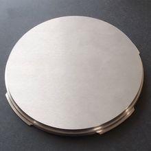 High Quality Gr1Pure Titanium Sputtering forging round Target