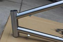 Titanium Trekking Frame Belt And Titanium Bicycle Frame
