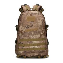 Backpack Motion Outdoors Army fans tactics Camping Practical Mountaineering Travel B01