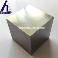 high purity high quality tungsten cube tungsten cube for sale