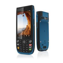 F750 Smart Military-grade Rugged Mobile Computer