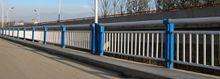Classic decorative wrought iron fence