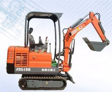 Small excavator No. four