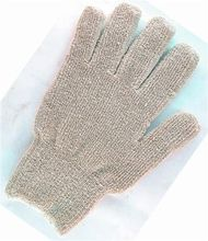 Terry Knit Cotton Gloves 01