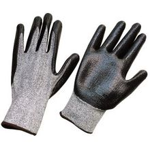 7 not allow even non-hazardous liquids to penetrate the material. Many chemical resistant glove