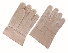 rane that does not allow even non-hazardous liquids to penetrate the material. Many chemical resistant glove