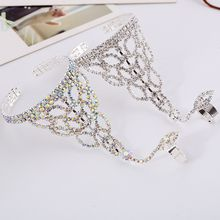 2017 with adjustable opening bracelet wedding jewelry chain jewelry accessories