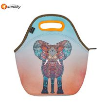 Cute Animal Shape Neoprene Lunch Bag