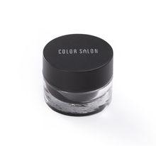 Color Salon Waterproof Eyeliner With Brush Long-lasting Brand Eye Liner Pencil Cream Natural Gel Cosmetic makeup 7g