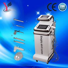 Water SPA system for cleaning skin, vacuum water SPA for skin rejuvenation, Almighty skin O2 system