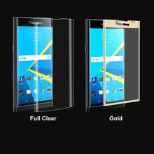 For BlackBerry 3D Tempered Glass Screen Protectors for BlackBerry Priv Clear Film Protected Full Coverage Screen Protector