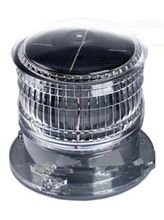 solar LED lighting sources. it is cost-efficient. the main purpose is for marking the runways of airports.