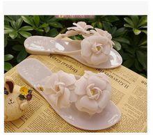 wholesale flip flop manufacturer beautiful nude color women flat slippers solid-multi color