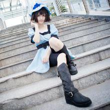 Shiina Mayuri cosplay costumes woman dresses Japanese anime Steins Gate 0 clothing Halloween costumes Spot supply Free shipping