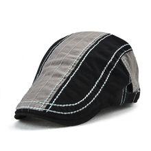 2018 Special Offer New China Supplier High Quality Adjustable Men Women Outdoor Sun for Golf Patchwork Cotton Duckbill Lvy Cap