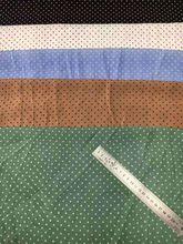 150cm width crepe chiffon fabric stripe dots pattern for skirt suit-dress hair accessory AH-123