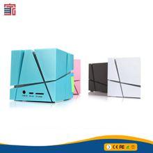 Portable wireless speaker MP3 / iphone, wireless mini speaker microphone