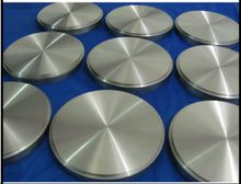 GR1 Sputtering titanium target cake with high purity