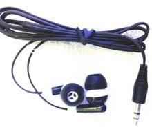 100pcs DHL free shipping The cheapest Fashion 3.5MM Ear Buds In-ear Earphone Headphone MP3 MP4 FM Phone Gift Earphone
