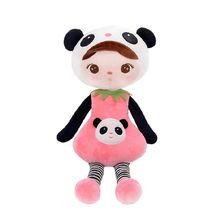 High quality Brand Jibao plush dolls soft toys for gift promotion