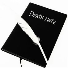 Top Quality Death Note Notebook, Hot Japanese Anime Death Note Book, Hot Death Note School Notebook
