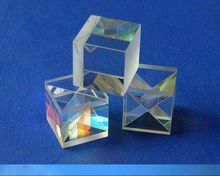 Cross Dichroic Prism Combiner or Splitter X-cube prism
