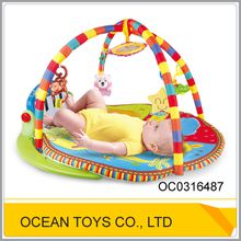 Hot selling musical baby play mat kids carpet baby crawling carpet
