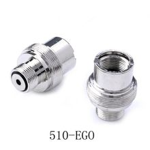 Universal Vaporizer Atomizer 510 to EGO Connector Metal 510-ego Adapter 510 Connector