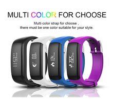 Waterproof Smart Bracelet P6 Pedometer Smart Wristband Sports Fitness Bracelet Steps Tracker For Android IOS Mobile Gift