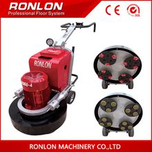 R860-4 CE approved professional concrete terrazzo floor polisher machine