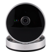 Intelligent camera infrared surveillance home wifi mobile phone APP night vision two-way call security large wide Angle camera smart camera