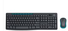 Logitech (Logitech) MK275 wireless photoelectric keyboard suit wireless mouse, wireless keyboard suit