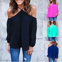Wholesale-Tee Shirt Femme Off The Shoulder Tops For Women Black Rose Chiffon Top Shirt 2017 Summer Ladies Sexy Shirt Blusa Plus Size CL029