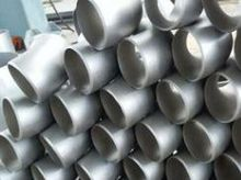Titanium pipemanufacture fittings