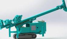 Drill rig No. 3