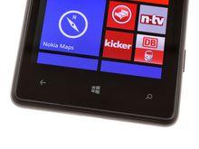 Original Nokia Lumia 820 phone GSM 3G 4G 4.3'' Touch screen 8GB ROM 1GB RAM Wifi GPS 8MP Camera Unlocked Windows Cell Phone