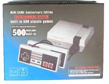 NES Mini Classic Edition Entertainment console Built-in 500 Games 8 bit