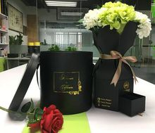 Custom Luxury Recycle Printed 2017 Hot Sale Flower Box Wholeasale From China