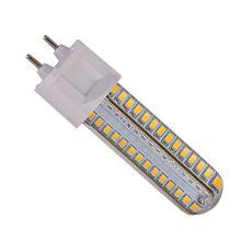 G12 LED corn light 120smd2835,10w (equivalent to 70W) LED bulb AC220V, 360-degree luminous 1000 lumens